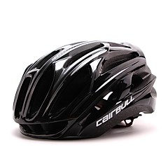 billige -Bike Helmet 24 Ventiler CE CE EN 1077 Cykling Justerbar Ultra Lys (UL) Sport PC EPS Cykling / Cykel