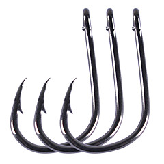 cheap Fishing Hooks-Fishing Accessories Fishing - 100 pcs - Easy to Use Carbon Steel - Sea Fishing Freshwater Fishing General Fishing