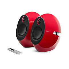 cheap Speakers-Indoor Docking Station Bluetooth Bluetooth 4.0 Subwoofer White Red
