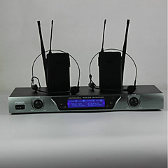 Sem Fios-Fones com Microfone-Microfone de KaraokeWith6.3 mm