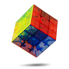 Rubik küp YongJun Pürüzsüz Hız Küp 3*3*3 Hız profesyonel Seviye Sihirli Küpler Dörtgen Yeni Yıl Noel Çocukların Günü Hediye