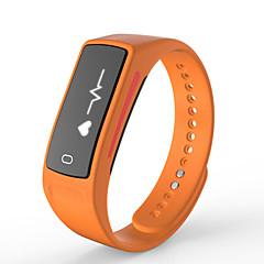 tanie Inteligentne zegarki-Inteligentne Bransoletka 1 na iOS / Android / iPhone Spalonych kalorii / Długi czas czuwania / Odbieranie bez użycia rąk / Czasomierze / Ekran dotykowy / Wodoszczelny / Wodoodporny / Kamera / Sport