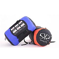 寝袋 マミー型 シングル 幅150 x 長さ200cm -20℃~-15℃~0℃ ダックダウン 保温 防湿 防水 防風 防塵 通気性 ウィッキング ビデオ圧縮 圧縮袋 190+30X80 ハイキング キャンピング 旅行 屋内 Sheng yuan