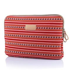 billiga Laptop Bags-bohemiska pop mode nationella tullfodral 11 tum påsen 12 tum för ipad tablett bärbara MacBook