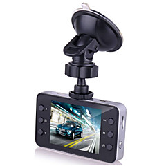 1080p hd 2.7 inch 140 graden groothoek 12.0mp auto dvr camera