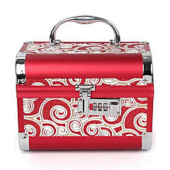 Jewelry Boxes Alloy 1pc Red