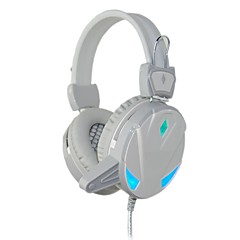 cheap Headsets & Headphones-Kubite T-167 Wired Gaming Stereo Surround Headphone 3.5mm With Mic LED Light For PC Game