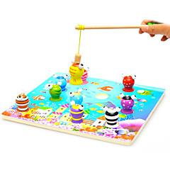 Magnetspielsachen Stücke MM Magnetspielsachen Angeln Spielzeug Fische 3D Executive-Spielzeug Puzzle-Würfel Für Geschenk