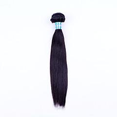 billige Remy fletninger af menneskehår-Remy hår Remy fletninger af menneskehår Lige 95 g Over et år