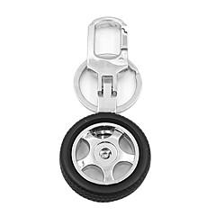 ziqiao kreativ hjulnav utforming metall nøkkelring bil nøkkelring nøkkelring kul gave til mannen