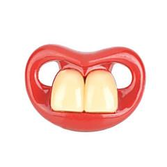 降圧歯スタイルの赤ちゃんの乳首おしゃぶり