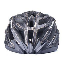 MOON יוניסקס אופניים קסדה 27 פתחי אוורור רכיבת אופניים רכיבה על אופניים רכיבה על אופני הרים רכיבה בכביש רכיבת פנאימדיום: 55-59 סמ לארג'