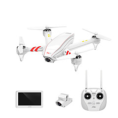 billige Fjernstyrte quadcoptere og multirotorer-Drone Hornet S 7CH 6 Akse Med HD-kamera FPV LED-belysning En Tast For Retur Auto-Takeoff GPS Posisjonering Sveve Programmeringskabel