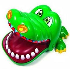 tanie Gry i puzzle-Gra planszowa Śmieszny gadżet Skóra krokodyla Nowość Dla chłopców Dla dziewczynek Zabawki Prezent