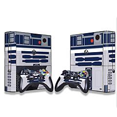 billiga Xbox 360-tillbehör-B-SKIN *BO*360E USB Väskor, Skydd och Fodral Klistermärke - Xlåda 360 Originella Trådlös #