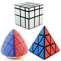 billiga Leksaker och spel-Rubiks kub shenshou Pyramorphix Pyraminx Alien Mastermorphix Spegelkub 3*3*3 Mjuk hastighetskub Magiska kuber Pusselkub professionell