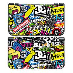 B-Skin Bolsas e Cases / Adesivo Para Nintendo 3DS New LL (XL) Inovador