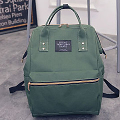 Women s Bags Canvas Backpack for Casual Purple   Green   Blue 34c565907a8a9