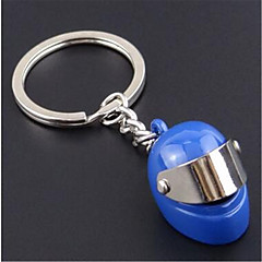 Motorcycle Helmet Key Chain