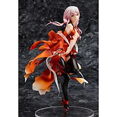 Anime Toimintahahmot Innoittamana Guilty Crown Inori Yuzuriha PVC 20 CM Malli lelut Doll Toy
