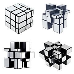 preiswerte -3 Stück Magischer Würfel IQ - Würfel Shengshou Pyramid Alien Megaminx 3*3*3 Glatte Geschwindigkeits-Würfel Magische Würfel Bildungsspielsachen Puzzle-Würfel Geschwindigkeit Professionell Klassisch