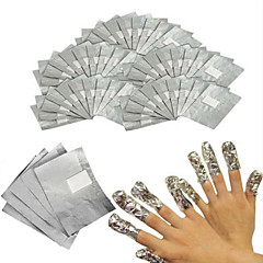 baratos -100 Kits Nail Art Prego Kit Art Ferramenta de Manicure maquiagem Cosméticos DIY Nail Art