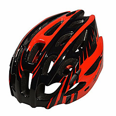 ROCKBROS バイク ヘルメット Certification サイクリング 28 通気孔 マウンテン 都市 超軽量(UL) スポーツ 青少年 男性用 マウンテンサイクリング ロードバイク サイクリング
