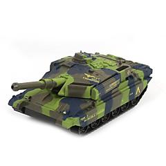 Tank Radiostyrt Bil Klar-Til-Bruk Tank Fjernkontroll/Sender Batterilader Batteri for bil