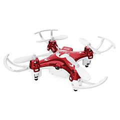 billige Fjernstyrte quadcoptere og multirotorer-RC Drone FQ777 951W 4 Kanaler 6 Akse 2.4G Med HD-kamera 0.3MP 640P*480P Fjernstyrt quadkopter LED Lys / Hodeløs Modus / Flyvning Med 360