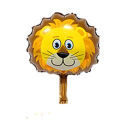 Pallot Ilmapallot Lelut Leijona Animal Eläimet Täytettävä Poikien Tyttöjen 1 Pieces