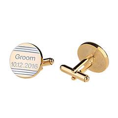Mire Naș de Căsătorie Purtător inel Butoni & Ace de Cravată  Nuntă Zi de Naștere