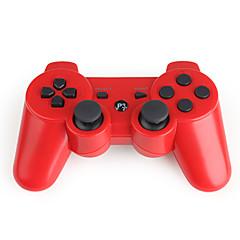 Draadloze DualShock 3-controller, voor PlayStation 3/PS3 (rood)
