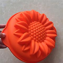 billige Bakeredskap-Bakeware verktøy Silikon Non-Stick 3D GDS Brød Kake Til Småkake Bakeform