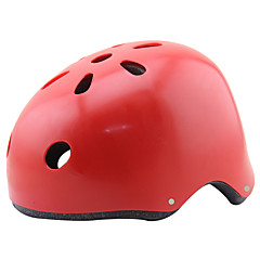 女性用 / 男性用 / 男女兼用 バイク ヘルメット 11 通気孔 サイクリング サイクリング / ハイキング / 登山 / スノースポーツ / ウィンタースポーツ / スキー / スノーボード / ダウンヒル / アイススケート / スケート ワンサイズPC / EPS