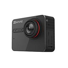 cheap Sports Action Cameras-Ezviz Sports Action Camera 30fps No 2 CMOS 8 GB H.264 Single Shot Burst Mode 30 M