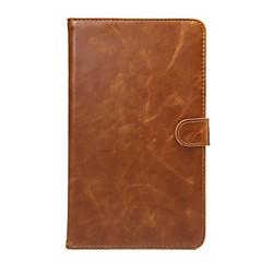 ekte skinn mønster høy kvalitet lommebok sak for 8 tommers Huawei media pad m2 (m2-803l)