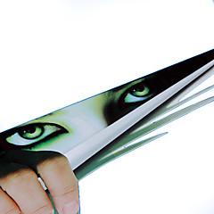 ziqiao grappige auto sticker 3d ogen gluren monster voyeur auto kappen achterruit sticker