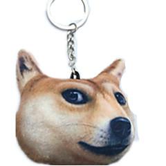 billige Originale moroleker-Nøkkelring Nøkkelring Hunder Bomull Deler Gave