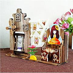砂時計 おもちゃ ウッド