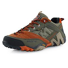 נעלי ספורט נעלי טיולי הרים נעלי הרים בגדי ריקוד גברים נגד החלקה Anti-Shake ריפוד אוורור פגיעה ייבוש מהיר לביש נושם עמיד בפני שחיקה סוליה
