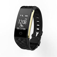tanie Inteligentne zegarki-Inteligentne Bransoletka na iOS / Android Pulsometry / Długi czas czuwania / Wodoszczelny / Wodoodporny / Krokomierze / Lokalizator Powiadamianie o połączeniu telefonicznym / Rejestrator aktywności
