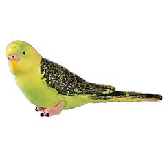 billiga Action- och leksaksfigurer-Fågel Skyltfönstermodeller Djur Simulering Klassisk & Tidlös Chic och modern polykarbonat Plast Flickor Leksaker Present 1 pcs