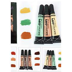 3pcs / lot face maquiagem base contorno creme concealer creme