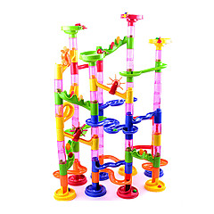 cheap Building Toys-Marble Track Set / Marble Run Novelty 105pcs Kid's Boys'