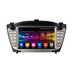 Ownice c500 7 hüvelykes HD képernyő 1024 * 600 négymagos Android 6.0 autó dvd lejátszó GPS hyundai ix35 Tucson 2009-2015 támogatása 4G LTE