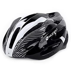 スポーツ 男女兼用 バイク ヘルメット 21 通気孔 サイクリング サイクリング マウンテンサイクリング ロードバイク レクリエーションサイクリング ワンサイズ M:55-58CM EPS ポリ塩化ビニル イエロー ホワイト ブラック ブルー
