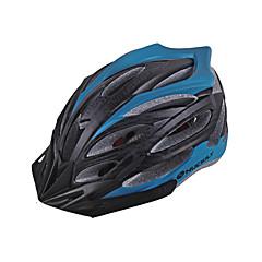 スポーツ 男女兼用 N/A バイク ヘルメット 22 通気孔 サイクリング サイクリング マウンテンサイクリング ロードバイク レクリエーションサイクリング ワンサイズ L:58-61CM PC EPS イエロー ホワイト レッド ブルー