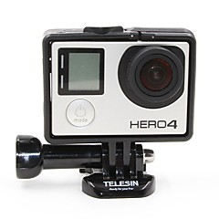cheap Sports Action Cameras & Accessories  For Gopro-Smooth Frame Dust Proof Convenient For Action Camera Gopro 4 Gopro 3 Gopro 3+ Ski / Snowboard SkyDiving Rock Climbing Bike/Cycling Travel