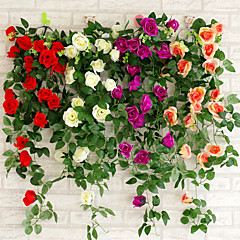 Plastic Wedding Decorations Floral Theme Spring Summer Wedding Reception