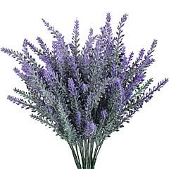ieftine -1 ramură Poliester Față de masă flori Flori artificiale 10